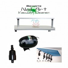 Remote Nailart Vacuum Cleaner