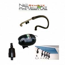 Remote  Vacuum NailDrill
